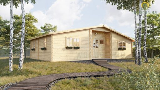 Vasarnīcas Fill 58 m²
