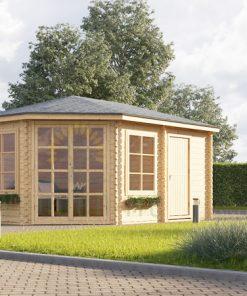 Dārza māja Kim12 m², 44 mm
