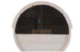 Daļējas panorāmas logs